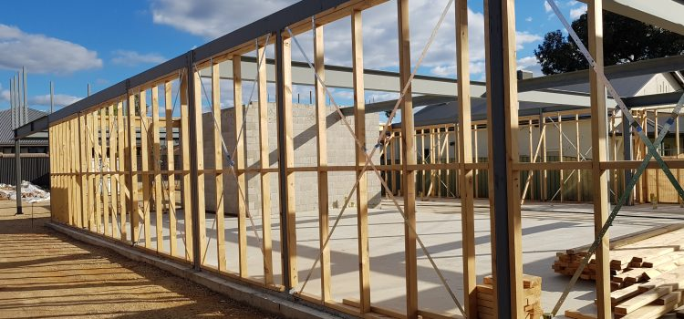 Steel Vs Timber Framing, Residential & Low-Rise Commercial Projects