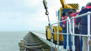 Jetty infrastructure project
