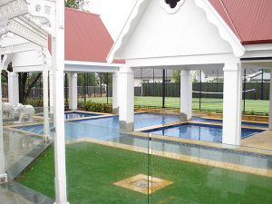 swimming pool elegant