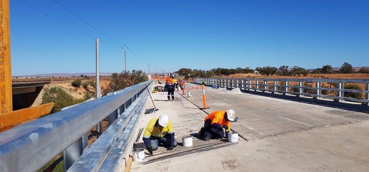 Carbon Fibre Reinforced Polymer Bars In Bridge Widening